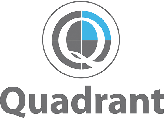 Quadrant Surveying Logo