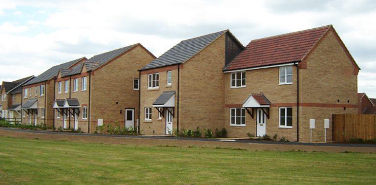 Wygate Park Housing