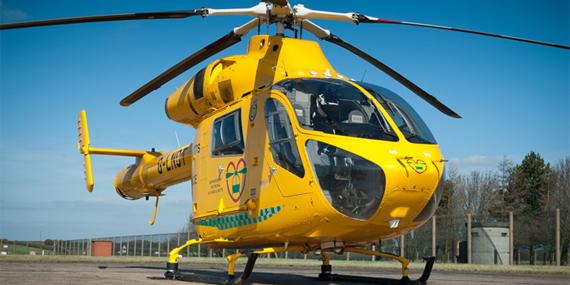 Lincs & Notts Air Ambulance