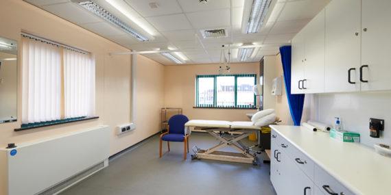 Parkside Medical Centre Treatment Room