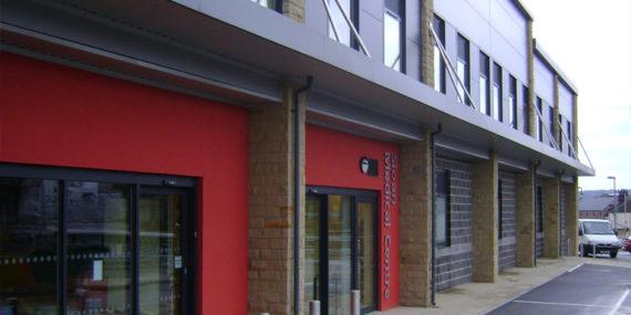 Sloan Medical Centre Exterior